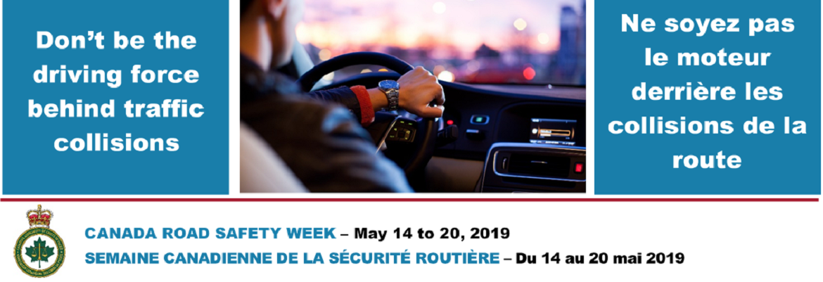 Canada Road Safety Week 2019 FR