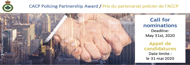 Policing Partnership Award
