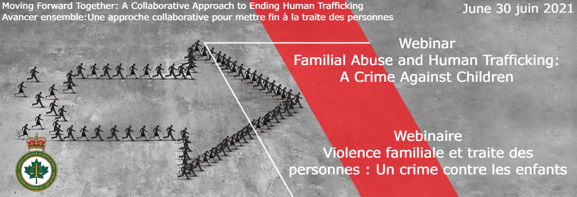 Webinar - Familial Abuse and Human Trafficking: A Crime Against Children