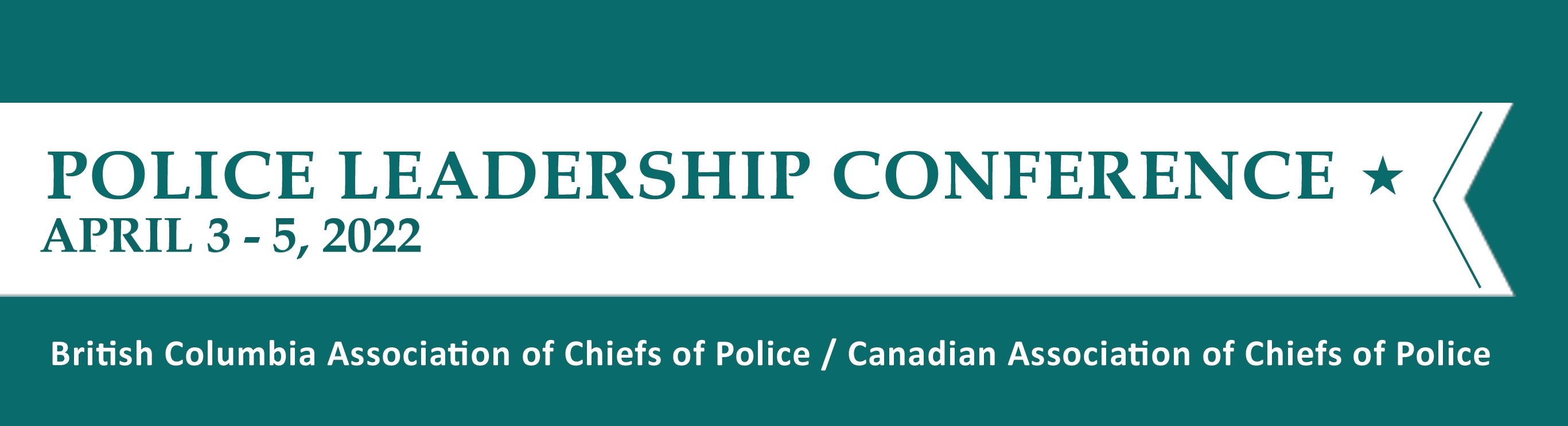 2022 Police Leadership Conference